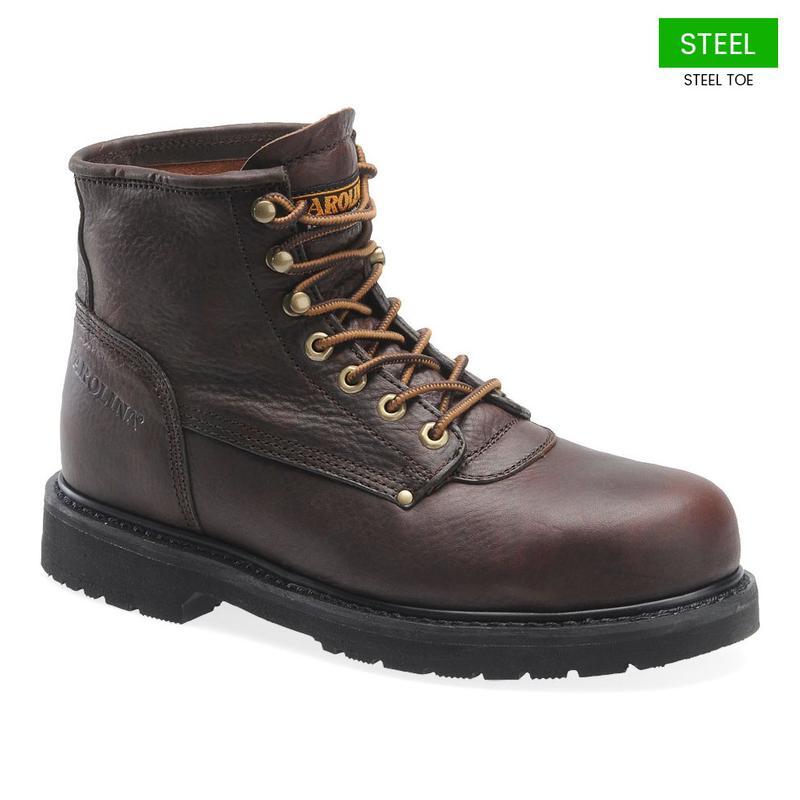 Carolina Men's Grizzlies Series 3510 Steel Toe Boots