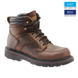 Carolina Men's 399 6-inch Broad Toe Boots
