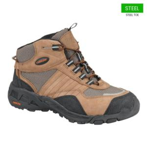 Carolina Men's 6549 AeroTrek Athletic Steel Toe Mid Shoes