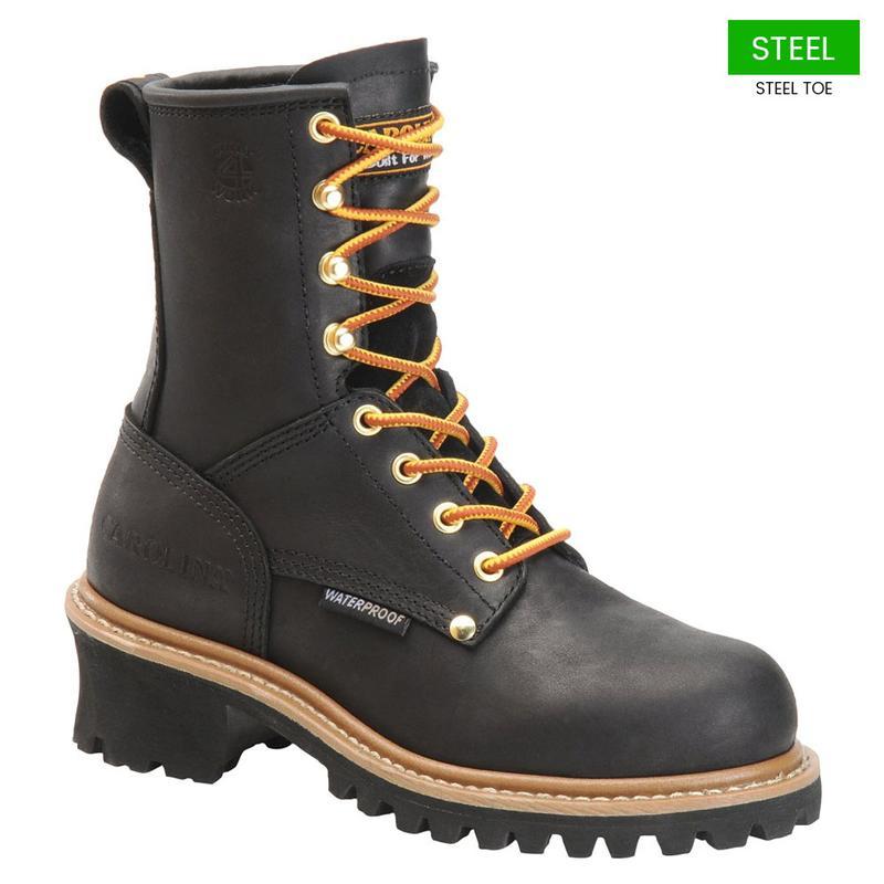 Carolina Women's Steel Toe EH Waterproof Logger