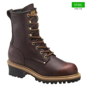 Women's Safety Toe Boots
