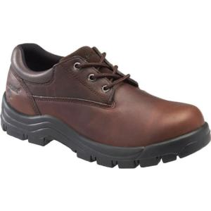 Carolina Men's Oxford Steel Plain EH Toe Shoes