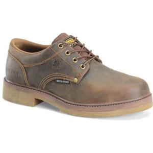 Carolina Men's Smooth Sole Steel Toe Oxford