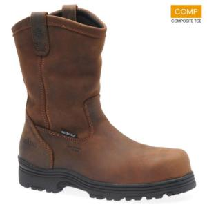 Carolina Men's EH Waterproof Composite Toe Wellington Boots