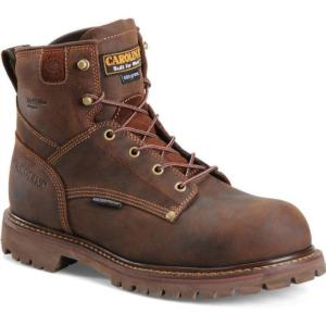 "Carolina Men's 6"" Waterproof Insulated Soft Toe Work Boot"