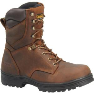 Carolina Men's 8in. Steel Toe Slip Resistant EH Waterproof Work Boot