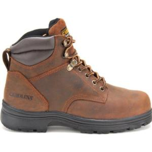 Carolina Mens 6 inch Broad Toe Internal Metguard Boot