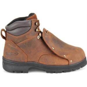 Carolina Mens 6 inch Steel Toe External Metguard Boot