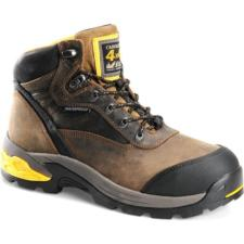 Carolina Men's 6 in. 4X4  Waterproof Soft Toe Hiker CA4034