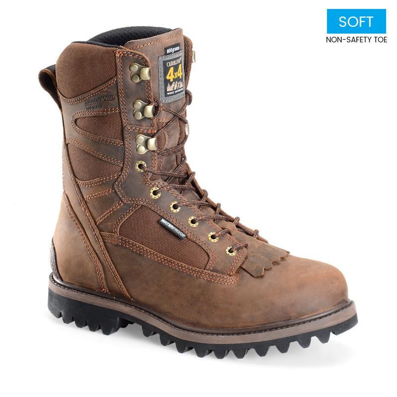 Carolina Men's 10in. Waterproof Insulated Soft Toe Boots