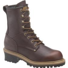 Carolina Women's 8 inch Logger Boots CA421