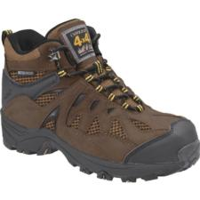 Carolina Women's 6 in. Waterproof EH Carbon Composite Fiber Toe 4X4 Hiker CA4513