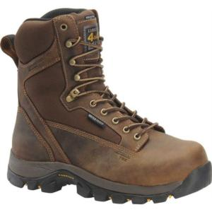 Carolina Men's 8 in. Waterproof  Insulated Composite Toe 4X4 Work Boot
