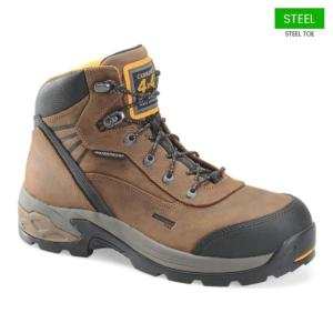 Carolina Men's 6 in. 4X4  Waterproof Aluminum Toe Hiker