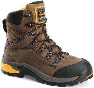 Carolina Men's 7 in. Waterproof 4X4 Aluminum Toe Hiker