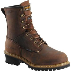 Carolina Men's  8 in. Waterproof Insulated Logger Boots