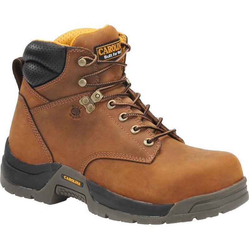 Carolina Mens 6 In Waterproof Broad Toe Work Boots Ca5020
