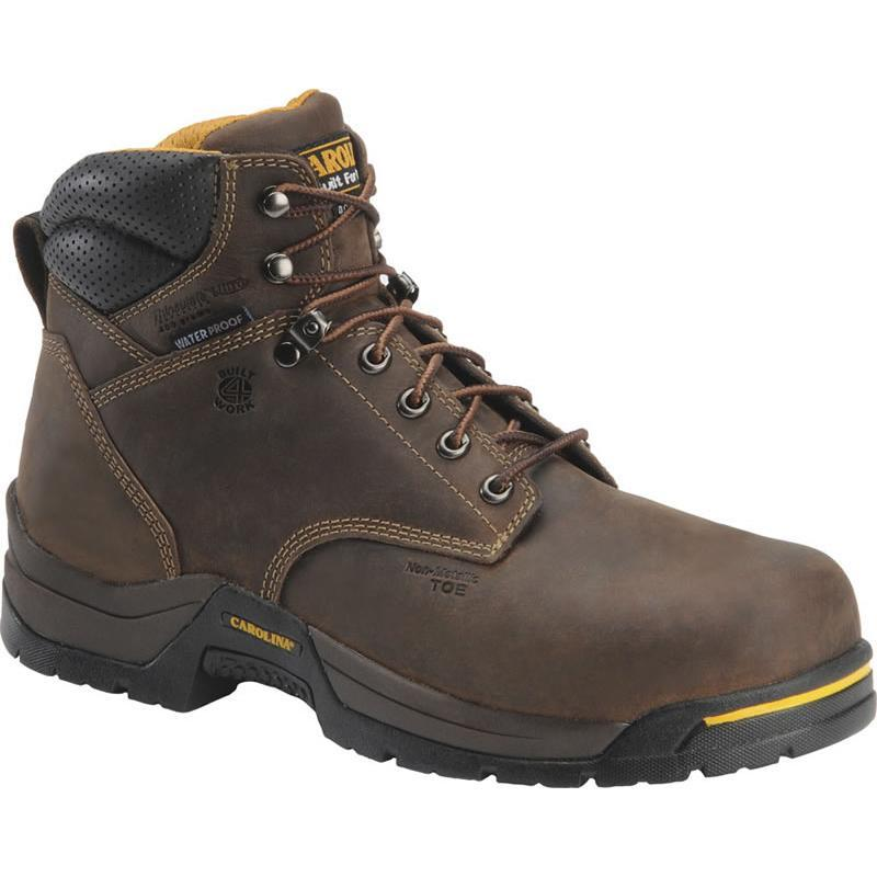 Carolina Men S 6 Inch Waterproof Insulated Broad Toe Boots