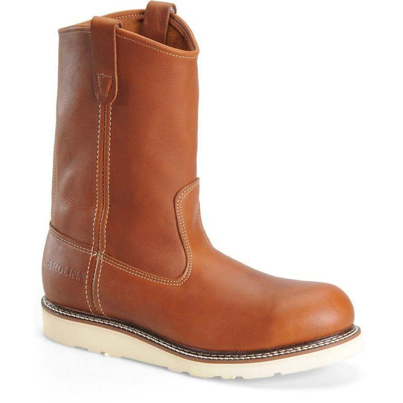 Carolina 10 In Eh Soft Toe Wedge Wellington Boots Made In