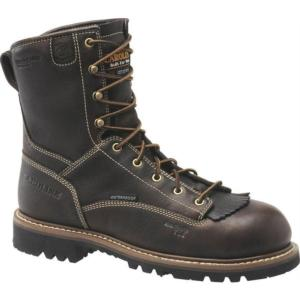 Carolina Men's 8 in. Waterproof Insulated Soft Toe Work Boots