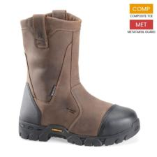 Carolina Men's Insulated Waterproof Composite Broad Toe Internal Met Wellington CA7534
