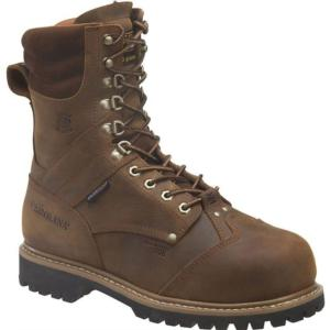 Carolina Men's  8 in. Insulated Waterproof  Non-Metallic Internal Metguard Composite Toe Boots
