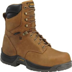 Carolina 8in.  Waterproof EH Soft Toe Boot