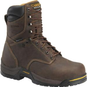 Carolina 8 inch Waterproof Insulated Broad Toe Boot