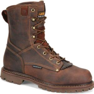 Carolina Men's 8 in. Waterproof Work Boot