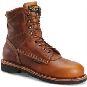 Carolina Men's 8 in. Waterproof Soft Toe Work Boot-MADE IN USA