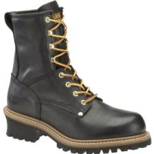 Carolina Men's 8 in. Plain Toe  Logger Boots CA825