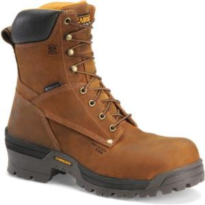 Carolina Men's 8 in. Waterproof  Broad Composite Toe Logger Boots