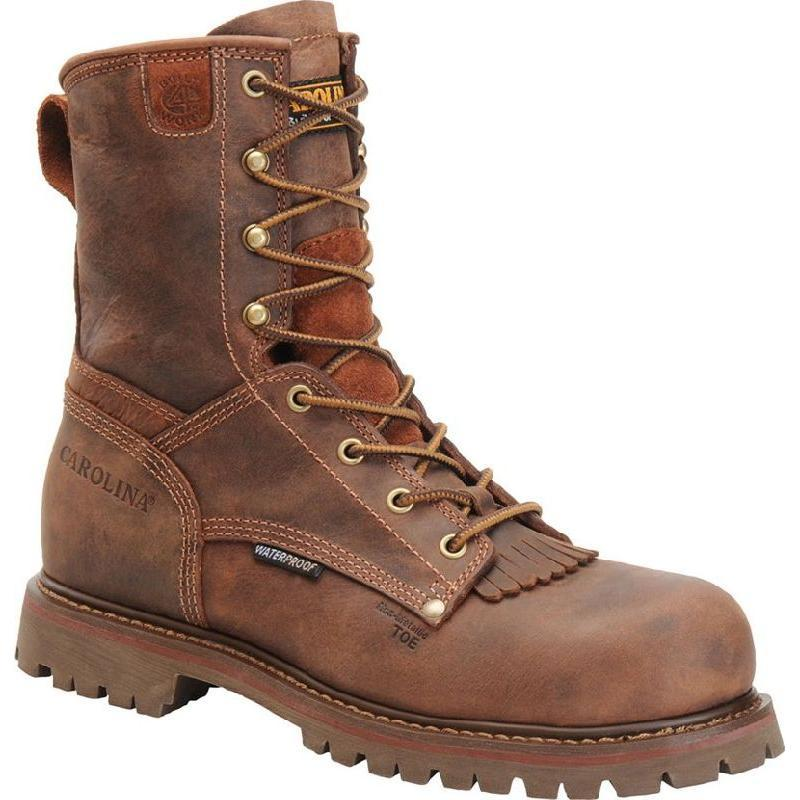9e64a4a3787 Carolina Composite Toe Boots - Discount Prices, Free Shipping