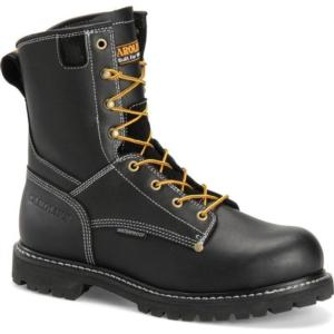 "Carolina Men's 8"" Waterproof Composite Toe Work Boot"