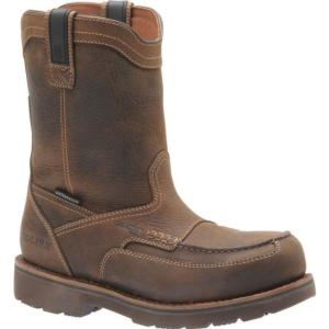 Carolina Men's 10 in. Waterproof EH Aluminum Moc Toe Wellington Boot