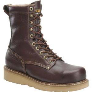 Carolina Men's  8 in. Steel Toe EH Broad Toe Wedge Boot
