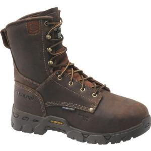Carolina Men's 8 in. Waterproof Non-Metallic Internal Metguard Composite Toe Boots