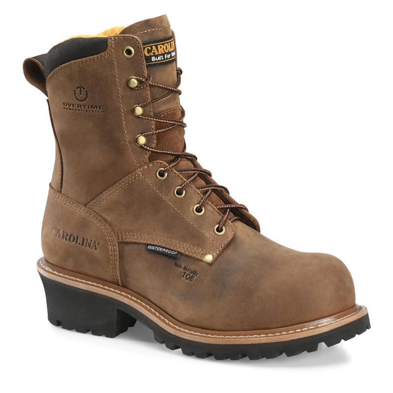 men's logger boots on sale