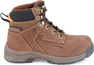 Carolina Women's 6in. Composite Toe Waterproof Lighweight Work Boot