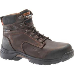 Carolina Men's 6 in. Lytning Waterproof Lightweight Carbon Composite Safety Toe Boot