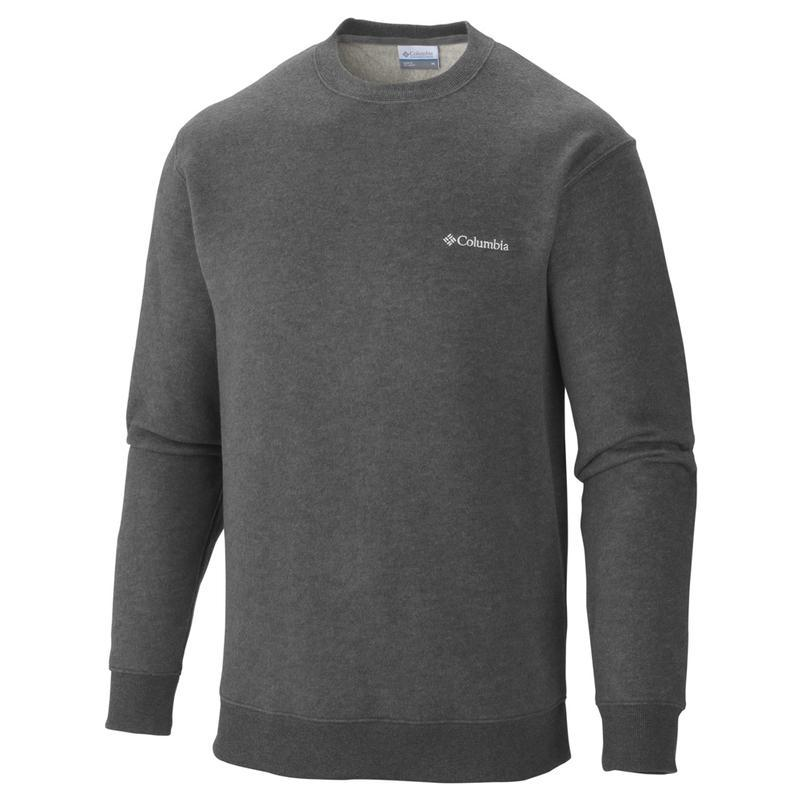 Columbia Men S Hart Mountain Ii Crew Sweatshirt 1411601
