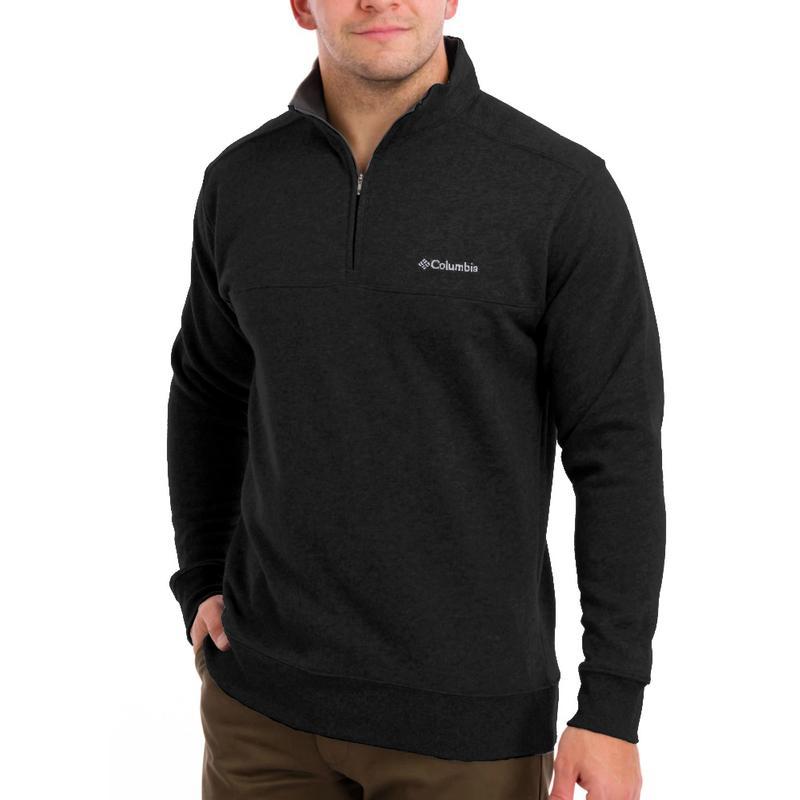 Columbia Men's Hart Mountain Half Zip Sweatshirts 1411621