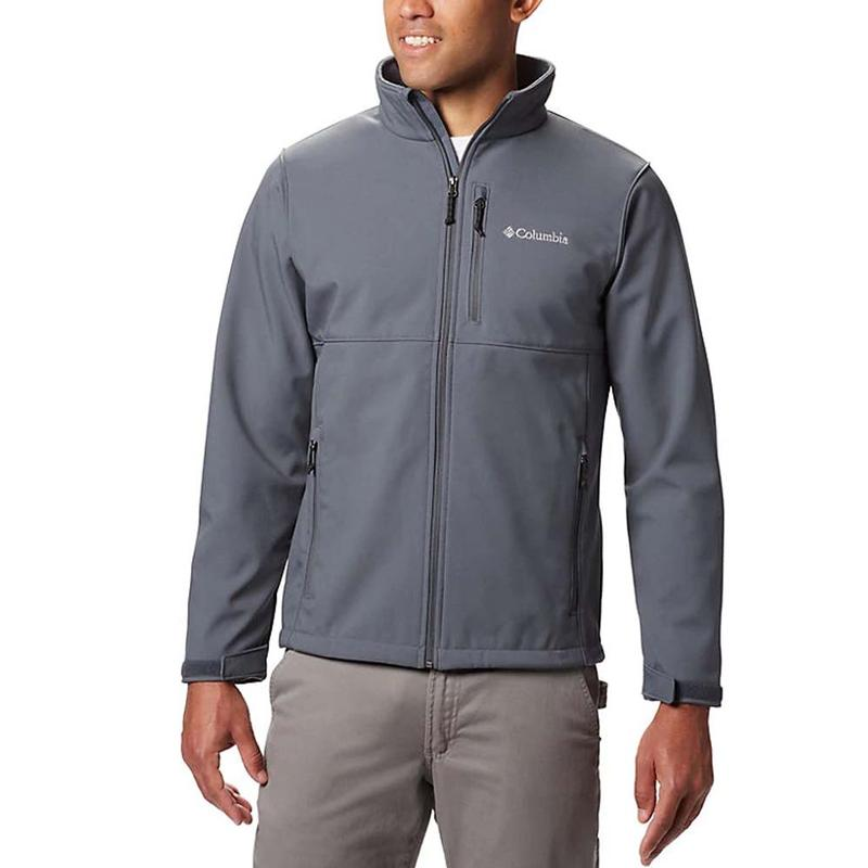 f7814ae6a Columbia Mens Ascender Softshell Jacket 1556531