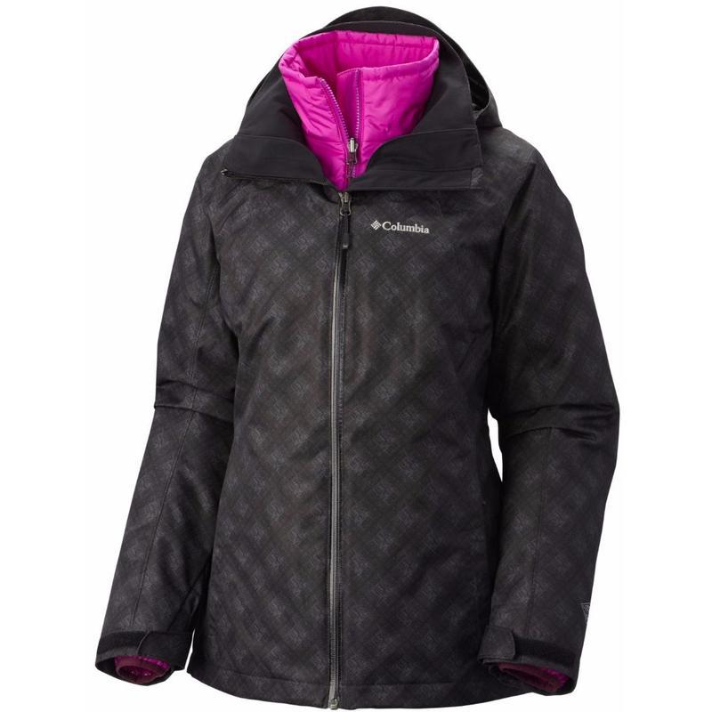 Columbia Womens Whirlibird Interchange Jacket 1558301