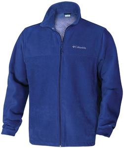 Columbia Men's Dotswarm Full Zip Fleece Jacket