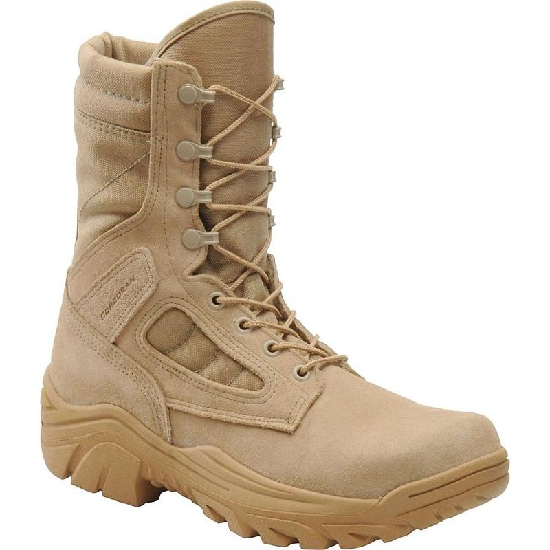 Corcoran 8 inch Hot Weather Broad Toe Combat Boots