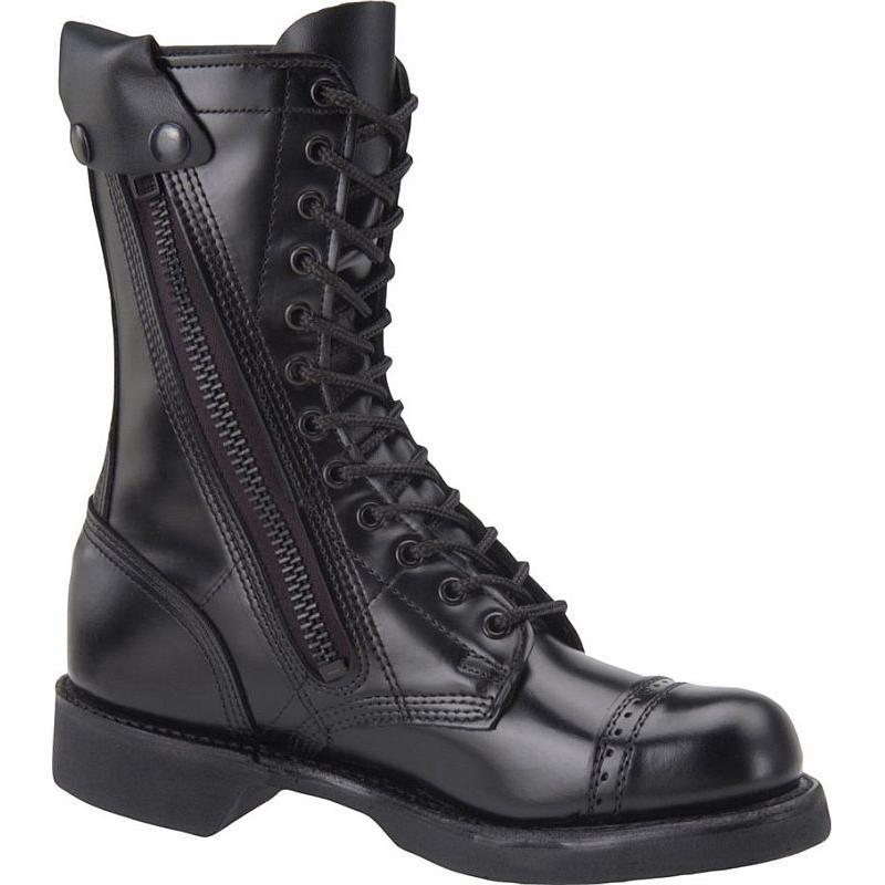Corcoran Mens 10 inch Side Zipper Jump Boots