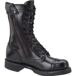 Corcoran Mens 10 inch Side Zipper Jump Boot