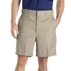 Dickies 8 inch Traditional Flat Front Short