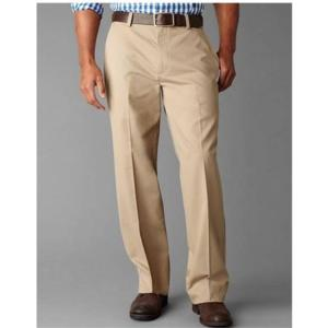 Dockers Men's ® Classic Fit Easy Khaki Flat Front Pants